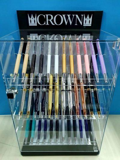 Llega al país prestigiosa marca de bolígrafos