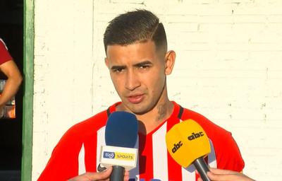 Derlis González habla de su posibilidad con Olimpia