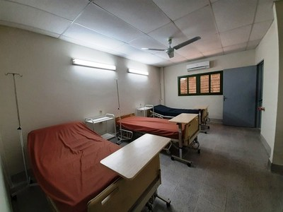 Hospital de Luque habilitará nuevo bloque de internación •