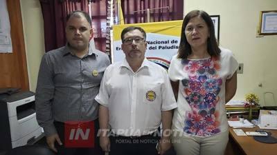 DRA. BARAN DA A CONOCER EXPLOSIVOS ÍNDICES DE INFESTACIÓN EN ENCARNACIÓN.
