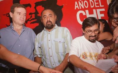 Paraguay irá tras Arrom y Martí en marzo