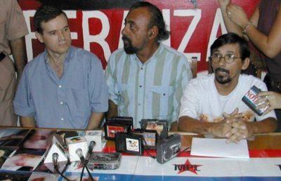Paraguay buscará extraditar a Arrom y Martí, afirman