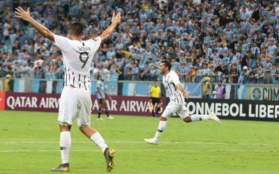 Goles paraguayos entre los mejores de la Libertadores