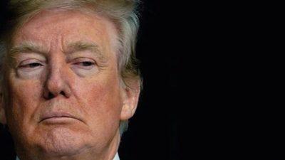 Trump dice estar en muy buena posición