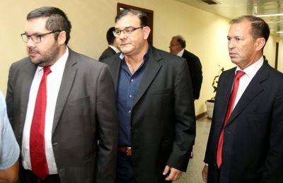 Diputado Tomás Rivas no quedó preso pero le aplican alternativas