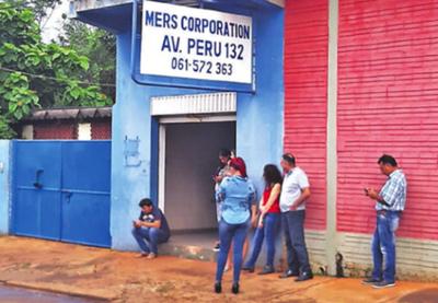 MERS tiene sin agua hace 13 días a sus usuarios