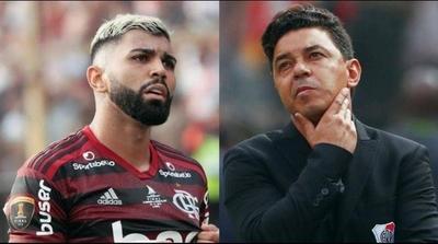 HOY / Gabigol y Gallardo son los reyes de América 2019