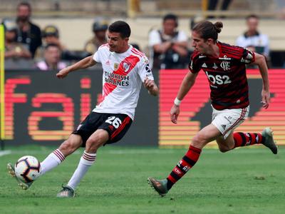 Flamengo y River Plate dominan el equipo ideal de América