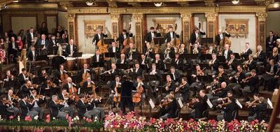 """Beethoven y una Marcha Radetzky """"limpia"""" de nazismo saludan al año nuevo"""