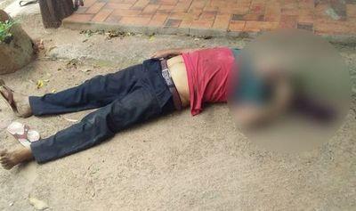 Tractorista brasileño asesinado a golpes en Ñandejara Puente