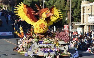 Latinos estelarizan el Desfile de las Rosas como muestra de su éxito en EE.UU.