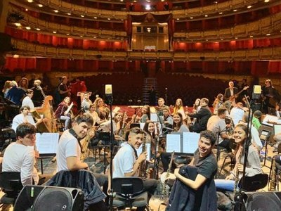 Orquesta de Cateura se presenta ante reina Sofía con entradas agotadas