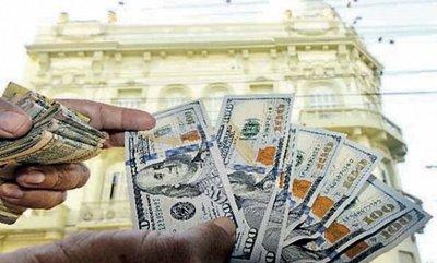 Reservas internacionales depositadas a plazo caen 2,2% en abril