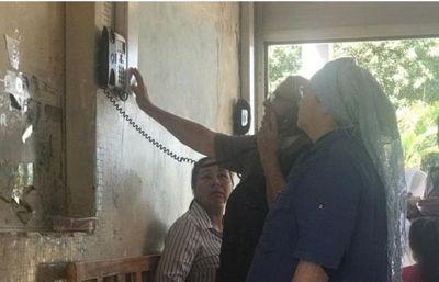 Asegurados viajan hasta el IPS para usar el call center y agendar turnos