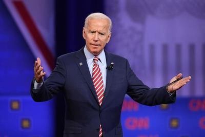 «Trump acaba de arrojar un cartucho de dinamita en un polvorín», dice Joe Biden