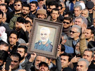 """Gobierno iraquí considera ataque de EEUU una """"violación"""" de soberanía"""