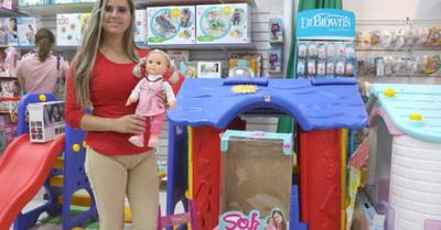 Reyes: Muñeca que crece y todo hay