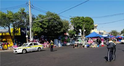 Eusebio Ayala pasa a ser peatonal por la llegada de los Reyes Magos