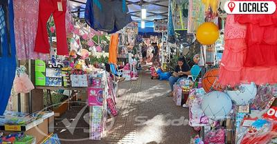 Comerciantes aguardan por los «Reyes Magos» en Encarnación