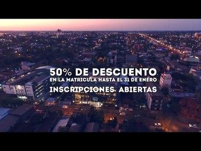 DESDE HOY LUNES 6 DE ENERO SE REABREN LAS INSCRIPCIONES 2020 EN LA UNAE.