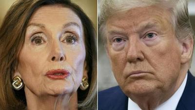 """El Congreso de EE.UU. votará para """"limitar"""" las acciones militares de Trump con Irán"""