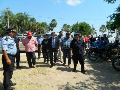 Acevedo afirma que Policía debe adecuarse a megaproyectos