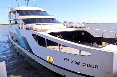 """El """"Ferry del Chaco"""" busca fomentar el turismo entre Villa Hayes y Asunción"""