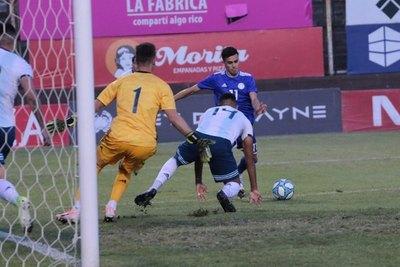 La Albirroja Sub 23 empató con Argentina