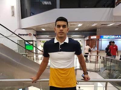 Domínguez ficha por Danubio de Uruguay