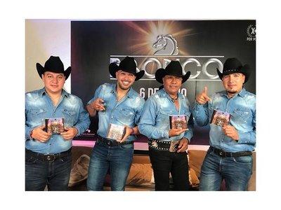 Bronco dará cuatro conciertos en Paraguay