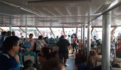 Primeros días de operaciones del Ferry del Chaco llenaron las expectativas