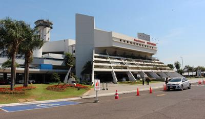 Inicia trabajos de mejoramiento del Sistema de climatización del aeropuerto Silvio Pettirossi.
