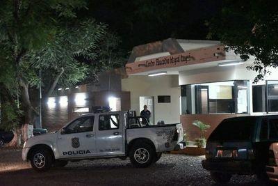 Llamativa fuga del Centro Educativo Itauguá