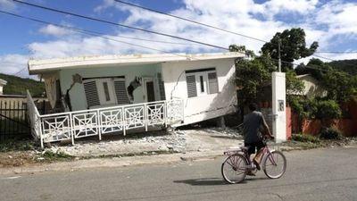 Nuevo sismo vuelve a sacudir Puerto Rico