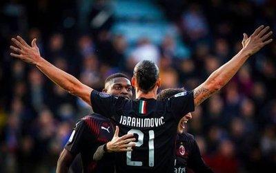 El AC Milan renueva sus esperanzas gracias a Ibrahimovic