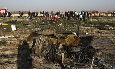 Piden castigo a los responsables de derribar el avión de Ukrainian Airlines