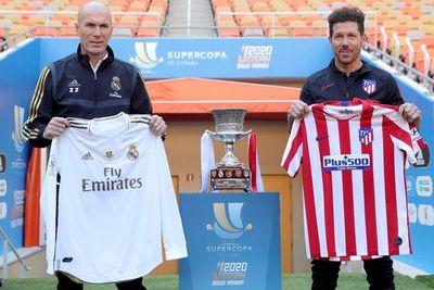 Atleti y Real, los 'invitados' a la conquista de la Supercopa