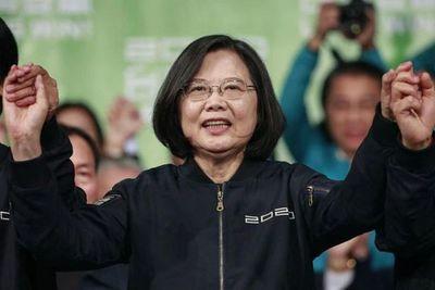 Presidenta de Taiwán logra reelección con amplia victoria