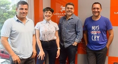 Kassandra Frutos se suma a radio 'Monumental AM'
