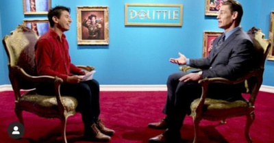 Entrevista a John Cena