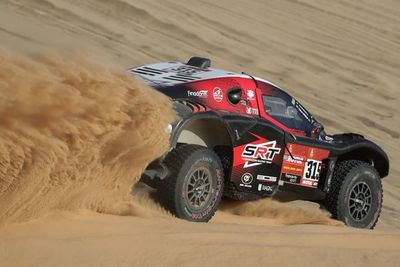 Serradori gana la octava etapa del Dakar