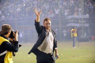 ¿Cómo ve Almeida a este Olimpia en la Libertadores?