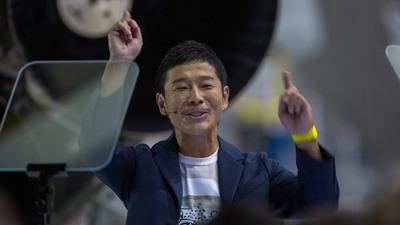 Multimillonario japonés busca mujer que le siga hasta la Luna, literalmente