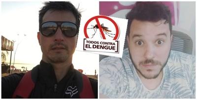 Ni los famosos se salvan del dengue