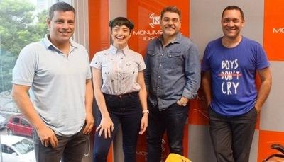 "HOY / De Día a Día a la AM con Bareiro, Monumental salto de Kassandra en Grupo Vierci: ""La nueva comodín"""