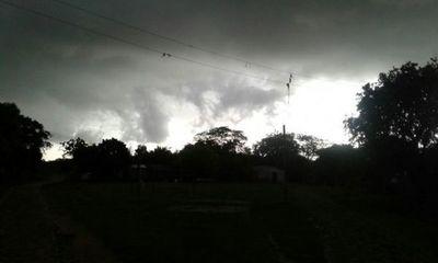 Inestabilidad, tormentas eléctricas y lluvias