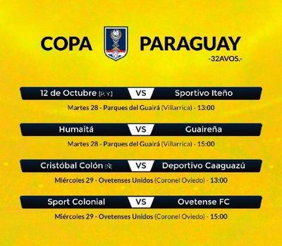 Arranca la 2ª edición de la Copa Paraguay