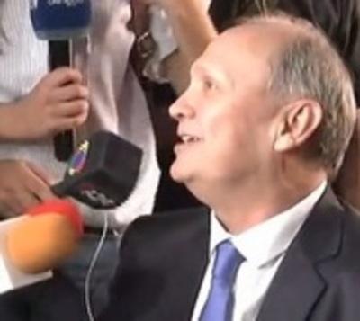 Mario Ferreiro, en la Fiscalía