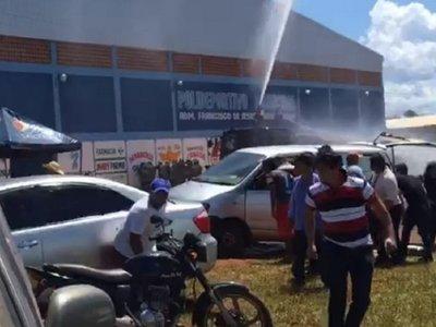 Municipalidades de Alto Paraná respaldan a intendente de O'Leary