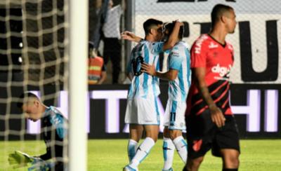HOY / Racing gana un amistoso con gol de Matías Rojas